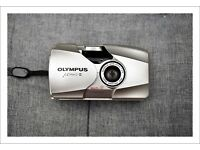 Lost: Olympus compact film camera