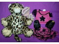 Build-A-Bear and some accessories