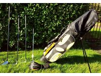 Nicklaus Golden Bear Instinct Junior Golf Set [9 - 12 Yrs]