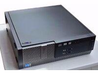 FAST Dell Optiplex 3020 core i5 .. 4th gen. desktop TOWER upgrade