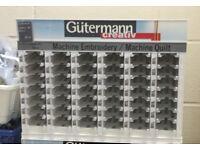 Gutermann Sewing Thread Unit (Empty)