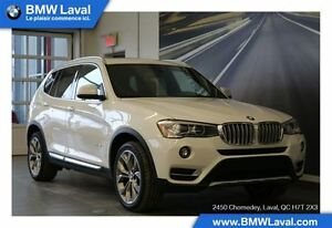 2016 BMW X3 xDrive28i GROUPE DE LUXE