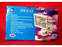 Hi Lo Mini floodlight new in box