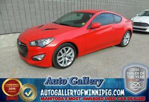 2013 Hyundai Genesis Coupe *only 17,998 kms!