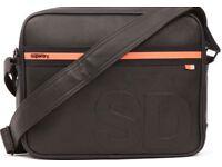 Superdry men's Seanny messenger bag