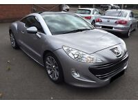 Peugeot Rcz 1.6 THP Sport 2dr (2010 Reg) (PRIVATE SALE OR WILL CONSIDER SWAP)