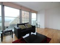 MODERN 1 BED - Landmark, West Tower E14 - RIVER FACING - CANARY WHARF DOCKLANDS HERON QUAY BANK ST