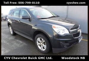2012 Chevrolet Equinox LS - $7/Day - FWD, Bluetooth