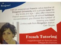 French tutor in Kingston :)