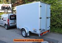 Kofferanhänger Hapert Sapphire 1500kg 250x130x180 Anhänger GRAU Baden-Württemberg - Tannheim Vorschau