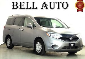 2011 Nissan Quest 3.5 S ONE OWNER PUSH TO START 7 PASSENGER