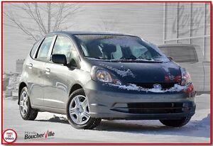 2013 Honda Fit LX retour de location d'un client de chez nous