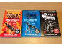 The hunger games complete book set