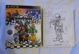 Kingdom Hearts 1.5 limited edition