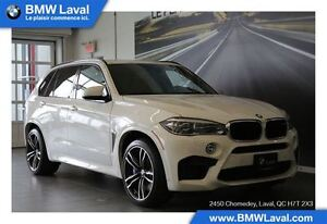 2016 BMW X5 M GROUPE DE LUXE