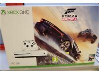 Xbox One White 500gb with Forza Horizon 3