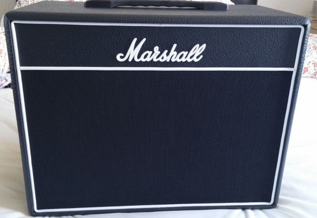 Marshall Class 5 1x10 Roulette Speaker Cabinet Cab Limited Edition ...