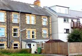 To Let/ For Sale: 3/4 bed house, partly furnished, SY23 3RE available now