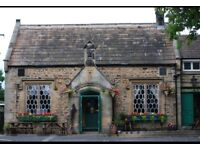 The Bridge Water Arms, Winston is looking for Kitchen and front of house staff