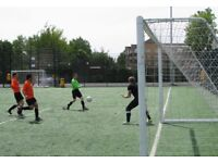 GOALKEEPER NEEDED, FREE LEAGUE AND CUP GAMES, FIND FOOTBALL LONDON a982y