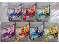 Star Trek The Next Generation complete series 1-7 DVD box set