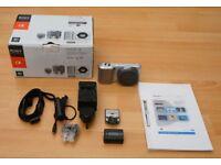 Sony Alpha NEX-3 Digital Camera, Body Only (NO Lens), Boxed, Full Working Order