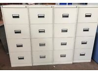 Metal Filing Cabinets 4 Drawer with keys