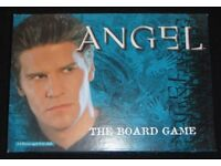 Angel - The Board Game in exceptionally good condition.
