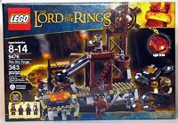 NEW LEGO LORD OF THE RINGS  - THE ORC FORGE  - SET 9476 - SEALED