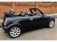 AUTOMATIC MINI COOPER CABRIOLET WITH EVERY POSSIBLE EXTRA SERVICE HISTORY AUTO MINI CONVERTIBLE