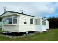 2007 Willerby Vacation Caravan for sale on popular park, nr Silloth. Site fees paid till 2018!