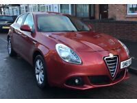 2012 Alfa Romeo Giulietta 2.0 JTDM-2 140 Lusso Red Diesel 5 Door Hatchback Hpi Clear