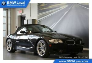 2008 BMW Z4 M Roadster GROUPE AUDIO DE LUXE, NAVIGATION