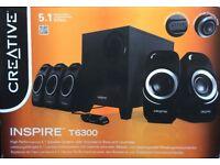 Creative 5.1 Surround Sound PC Speakers