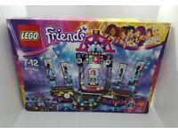 LEGO FRIENDS 41105 POP STAR STAGE **New**