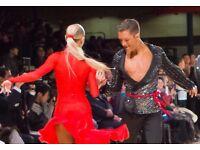 Wedding dance, Latin and ballroom dance