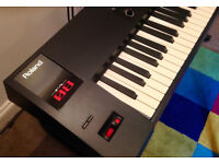 Roland FA-08 Digital Piano 88 Note Workstation plus pedals/stand