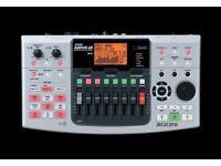 Zoom MRS-8 SD Multi Track Digital Recorder