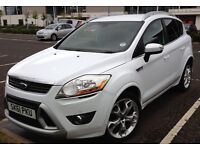 Excellent FORD KUGA with FORD Individual Pack