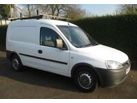 Tidy 2008 Vauxhall Combi CDTi Van - 3 Owners well priced.