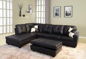 HUGE WAREHOUSE SALE ON SECTIONALS,COUCHES,SOFA BEDS,RECLINER, 3PCS SOFA SETS,BEDROOMS SETS,BUNK BEDS, DINNING AND MORE