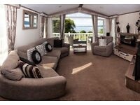 Luxury platinum caravan to let @ Wemyss Bay Holiday Park sleeps 6