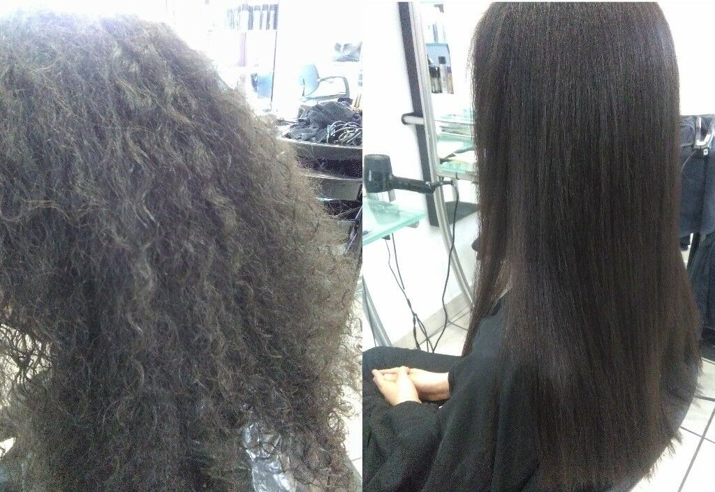 YUKO Japanese Straightening FROM £140~, Brazilian Keratin