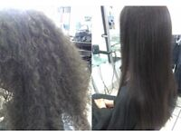 YUKO Japanese Straightening FROM £140~, Brazilian Keratin Treatment FROM £80