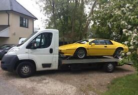 CAR BREAKDOWN AND RECOVERY SERVICE