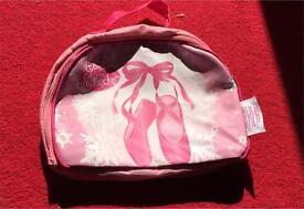 Barbie and the nut cracker handbag