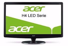"Acer 27"" FHD LED Widescreen Monitor - HDMI - DVI-D - VGA - GAMING - 5mS Dynamic - BARGAIN RRP £339"