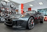 2015 Jaguar F-Type S Dynamic Performance Package Navi Caméra