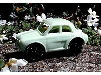 Ü-Ei-Auto aus der Serie Papis erstes Auto Simca (Schwungrad) von Rheinland-Pfalz - Starkenburg Vorschau