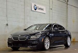 2014 BMW 6 Series xDrive | TECHNOLOGY PACKAGE | VISION PACKAGE |